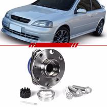 Kit Rolamento Roda Dianteira Zafira Astra 2004 A 99 Com Cubo