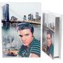 Porta Jóias Em Formato De Livro Elvis Presley