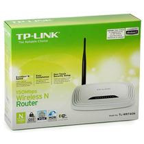 Router Tp- Link 150 Mbps Tl-wr740n