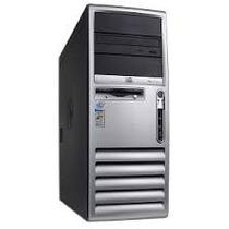 Pc Hp Pentium 4 3.0 Ghz 4 Gb De Ram Disco De 80 Gb