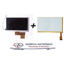 Tela Touch E Display Tablet Dl Hd7 E-duk Kids K71 Everest