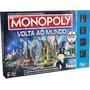 Monopoly Volta Ao Mundo Jogo De Tabuleiro - Hasbro B2348