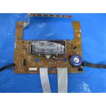 Placa Frontal Mini System Panasonic Sa-ak18