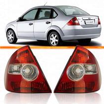 Lanterna Fiesta Sedan 2004 2005 2006 2007 2008 2009 2010 Par