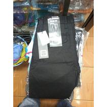 Pantalones Estivaneli Para Niños Color Negro