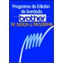 Programa De Bordados Pedesign Version 6 Bordadoras Brother