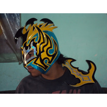 Wwe Cmll Aaa Mascara De Luchador Kalisto Semiprofesional