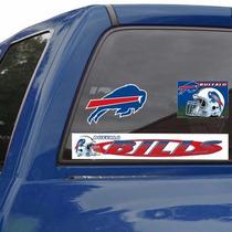 Buffalo Bills - Calcomanias Ventana Auto