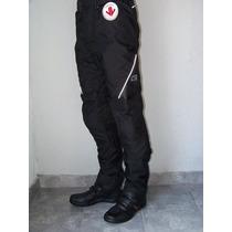 Pantalon Motos Tracker Antidesgarro / Protecciones