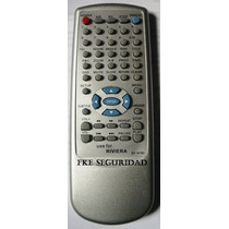 Control Remoto Dvd Riviera Sx14780 Incluye Protector Forro