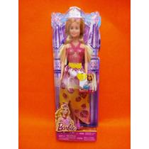Princesa Barbie Rosa Magic Clip Nueva Original