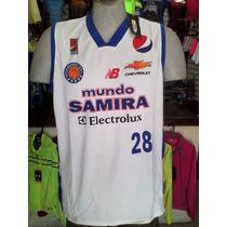 Camisas De Basketball Trotamundos De Carabobo