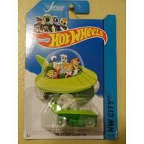 Hotwheels Supersonicos The Jetsons Capsule Car