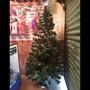 Arbol De Navidad Fibra Optica Multicolor 1.80m ¡hermoso!