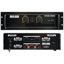 Amplificador De Potência Mark Audio Mk8500