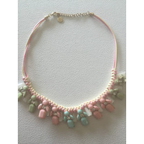 Collar Fantasia Colores Pastel