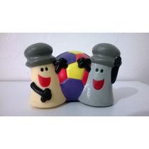 Sr. Sal Y Sra. Pimienta Las Pistas De Blue Mattel