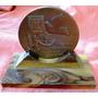 Medalla Bronce Israel Minis. Yitzhak Rabin Sellada Numerada