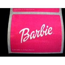 Barbie Preciosas Calcomanias