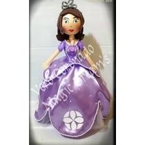 Monitas Para Centros De Mesa De Princesa Sofia Y Frozen