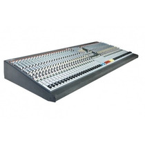 Audiolab Alm-2440 Consola Mezcladora 40 Ch C/ Flight Case