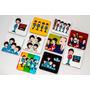 Beatles Coleccion Posavasos Cartoons