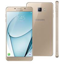 Samsung Galaxy A9 Dourado 32gb 2 Chip Tela 6.0 4g 16mp 4gb