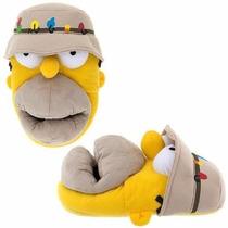 Pantuflas, Homero Simpson