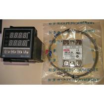 Pirometro Rex C100 Controlador De Temperatura