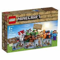 Lego Minecraft 21116 Crafting Box Original Importado Usa !!!