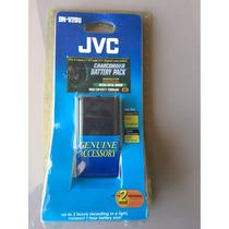 Bateria Filmadora Jvc Bn-v20u Original Lacrada 6v - 2000mah