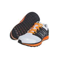 Tênis Adidas Falcon Elite 3m Branco/preto/laranja