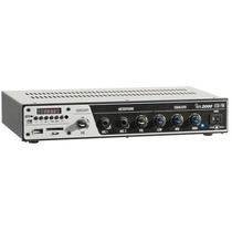 Amplificador Receiver Frahm Slim 2000 Usb Fm Sd Som Ambiente