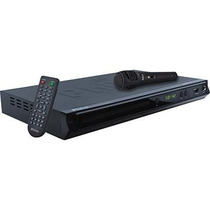 Dvd Player Entrada Usb Display Digital Função Karaokê Philco