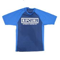 Rip Curl Remera Lycra Agua Playa Surf / Proteccion Uv Solar