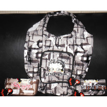 Betty Boop Bolsa Mano Comprimible Anime Original Importada