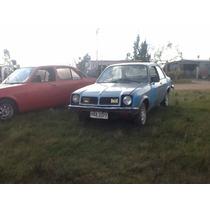 Chevette Con Poca Deuda 093992517 Solo Libreta $35mil