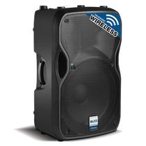 Bafle Activo Alto Truesonic Ts-115w Inalambrico Bluetooth