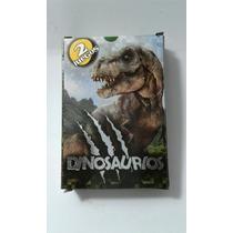 Cartas Naipes De Dinosaurios Ideal Souvenir X 40 Unidades.
