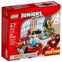 10721 - Lego Juniors - Homem De Ferro Contra Loki