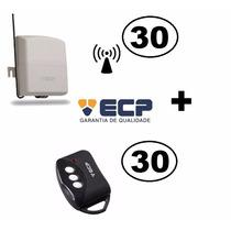 Kit 30 Receptores Ecp 2 Canais 433mhz + 30 Controles Key Ecp