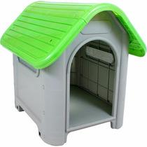 Casinha Cachorro Plastica Nº3 Desmontável