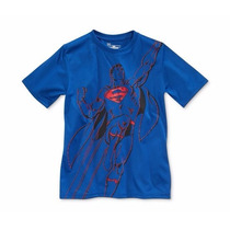 Playera Superman Dc Comics Alter Ego Under Armour Ua147