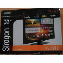 Televisor Siragon 32 Nuevo! Smart Tv-7132 Con Base Incluida.