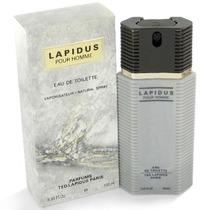 Lapidus Pour Homme 100ml - Ted Lapidus - Masculino- Original
