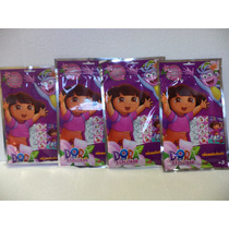 Dora La Exploradora 10 Libros Colorear 4 Colores Y Stikers