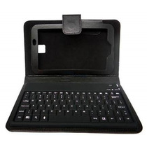 Capa Case Teclado Bluetooth Samsung Galaxy Tab3 7 T210
