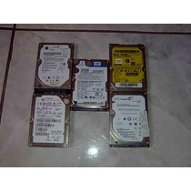 Hds De Notebook Com Defeito 80 160 320 500 750 Gb