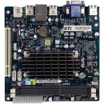 Placa Mãe Ecs Hdc-i2/amd/c70 Hdmi Com Processador Amd