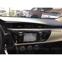 Cámara De Reversa Para Toyota Corolla S Año 2016